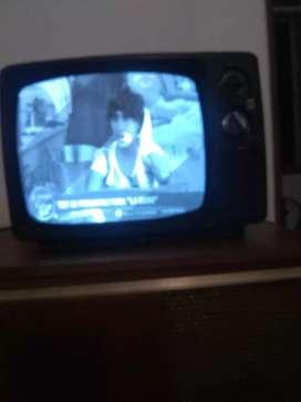 Televisor 12 pulgadas ByN