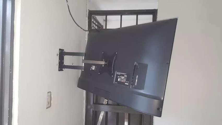 Instalacion de soportes de televisores y otros