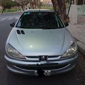 Peugeot 206 diesel 1.9 xrd Mod 2000