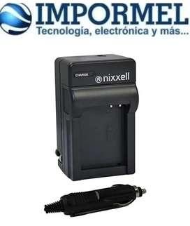 Cargador Camara Panasonic Lumix Cga-s006 Cga-s006e Cga-s002