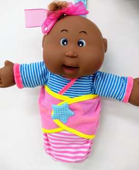 Muñeco Afrodescendiente Morocho