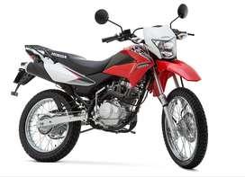 Honda XR 150 L - Color:  Rojo - Gualeguaychú, Entre Ríos