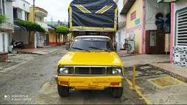 Vendo camioneta luv 1600 doblada y con bajo seguro y tecno hasta el otro año