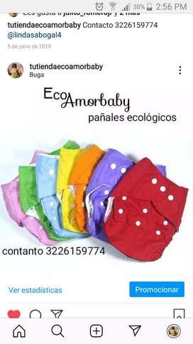 Ecoamorbaby pañales ecológicos