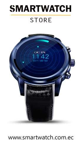 Smartwatch Lem5 Pro Con Gps Wifi Con Brazalete Unisex