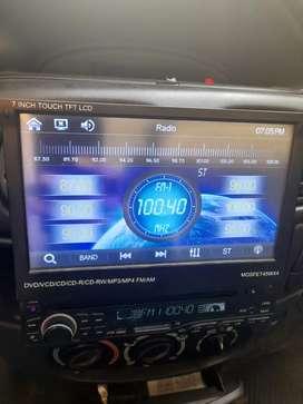 Se vende radio pantalla