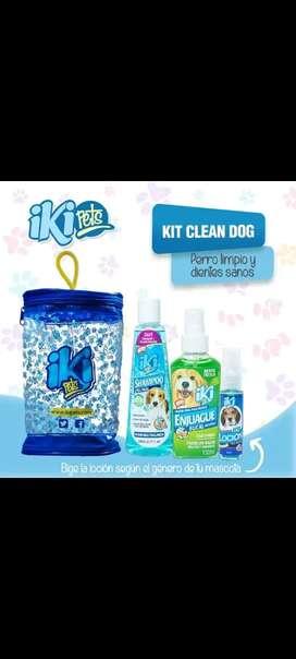KIT CLEAN DOG