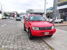Flamante Toyota Prado 4x4