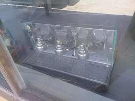 Cafetera industrial 3 bocas permuto