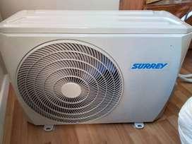 Aire Acondicionado Split Surrey Frío Calor WiFi 2900 Fg 3400 W