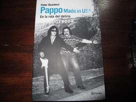 Pappo made in USA - Libro ARG