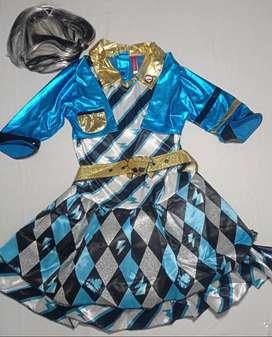 Disfraz de Monster High Frankie Stein