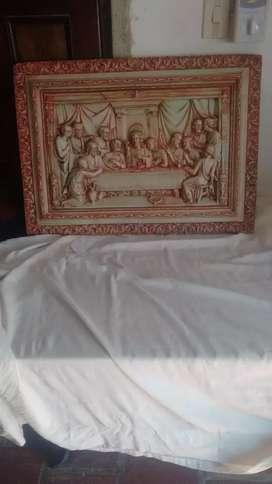 Se vende cuadro la última Sena de Jesús