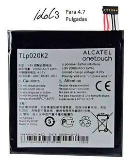 Vendo bateria alcatel idol 3