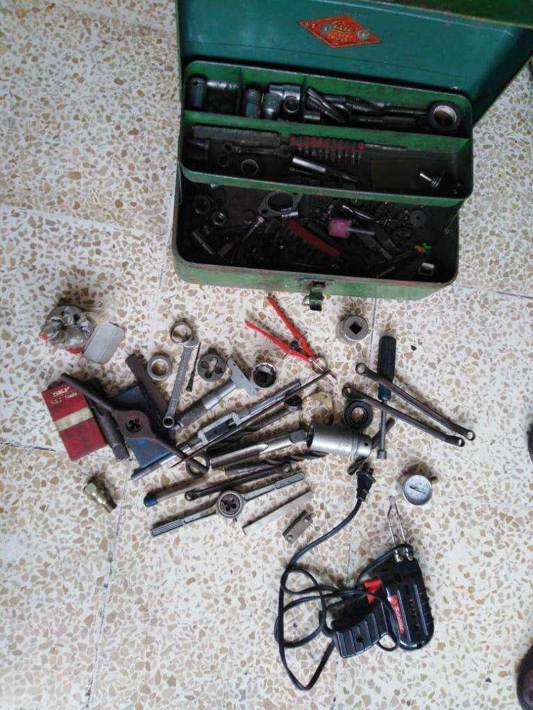 Herramientas para taller mecánico 0