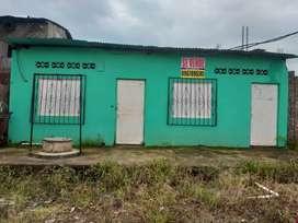 Se vende casa y solar
