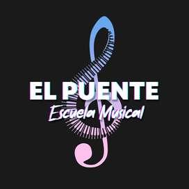 Escuela de Música El Puente - Todos los instrumentos