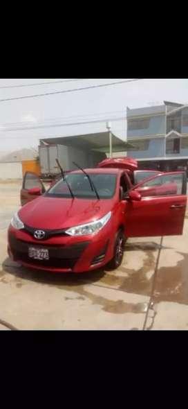 Se Vende Auto Toyata Yaris 2021