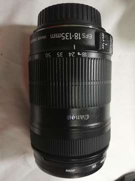 Lente Canon Digital 18.135 Mm