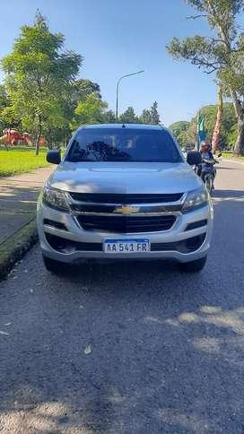 IMPECABLE Chevrolet S10 LT 4x2 Modelo 2016  85.000 km