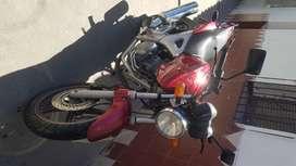 vendo honda TWISTER 250cc MOD08LISTA para tranferir