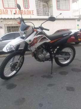 Yamaha xtz 250 al día 2017