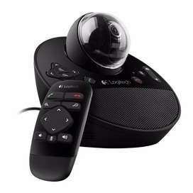 Camara Web Video Conferencia Full Hd 1080p Logitech Bcc950