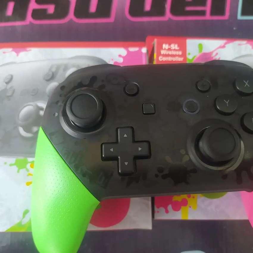 Control Nintendo switch inalabrico pro