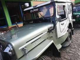 Se vende Jeep Willys en buen estado