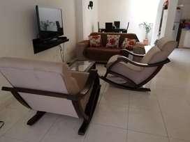 muebles para  sala comodos