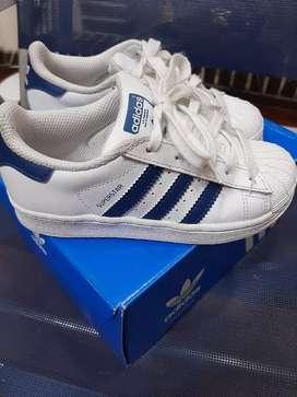 Zapatillas niños adidas SuperStar originales