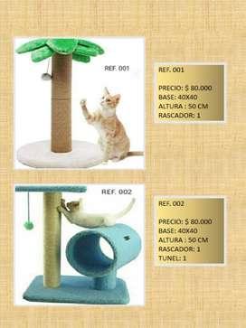 fabricamos gimnasios para gatos