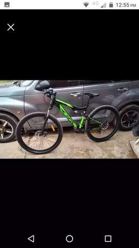 Bici spx rod 29 aluminio