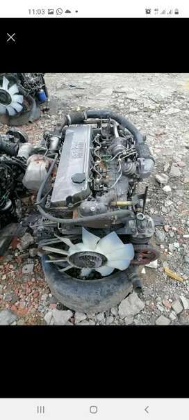 Motor npr 4.5 standar