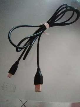 Vendo cable USB en excelente estado para palanca de Play 3