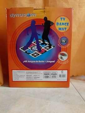 Alfombra de baile TV Dynacom nueva sin uso