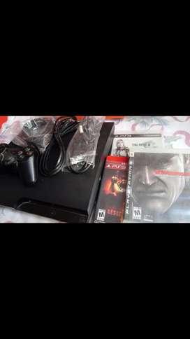 PS3, y cosas de ps4