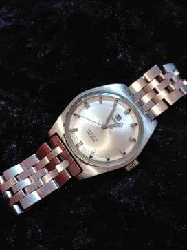 Reloj Suizo Tissot (funcionando)
