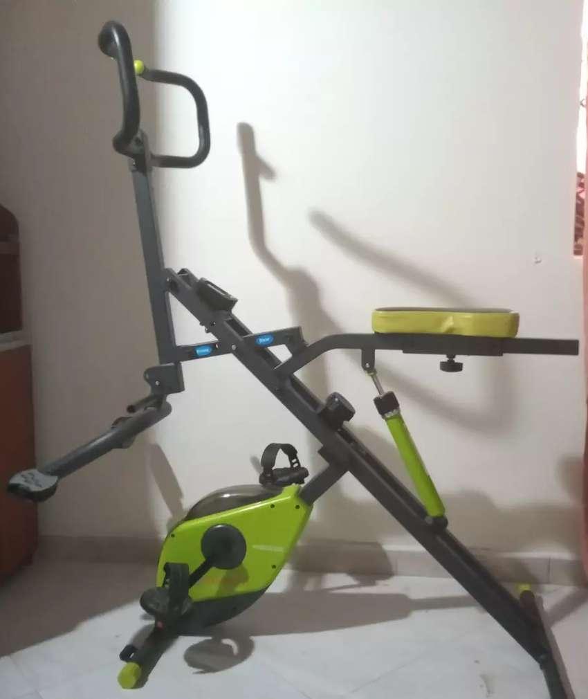 Bicicleta Estática-BodyCruch 0