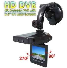 Camara hd dvr portable de 2.5´´ tft lcd screen usada una sola vez