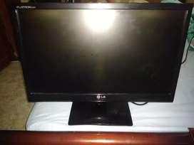 """Se vende Monitor de PC 22"""" Muy buen estado HD"""