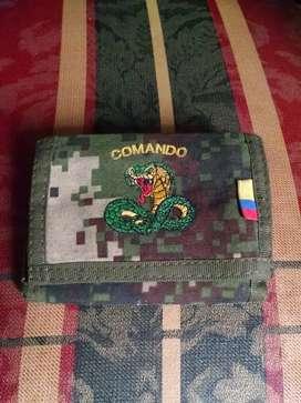 Billetera Militar