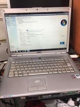 Vendo computador portátil dell hermoso