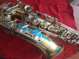 Saxofón Yamaha Yas 23 Y Saxofón Soprano Evolution Americano
