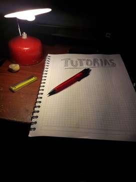 TUTORIAS y clases particulares de matemáticas en Bucaramanga y su Area metropolitana