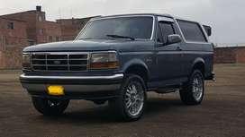 Vendo Y O Permuto Ford Bronco Xlt