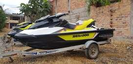 Moto acuatica Seadoo wake pro