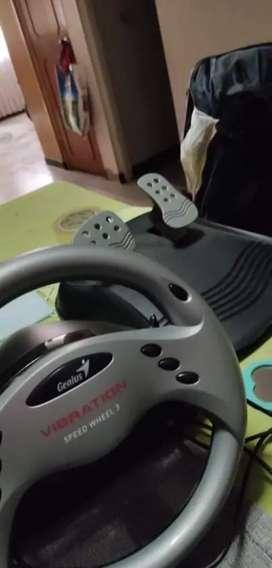 Timón PC marca Genius