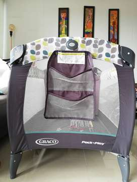 Corral pack and play marca Graco (usado)