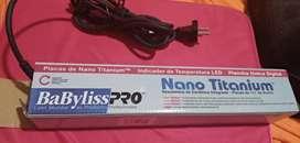 Babyliss Alisadora Profesional Nano Titanium